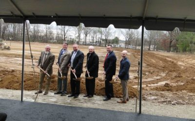 Wright Medical Announces Major Groundbreaking Event