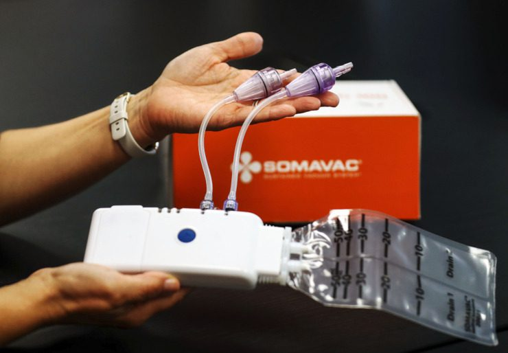 'Smart' pump latest medical device created in Memphis
